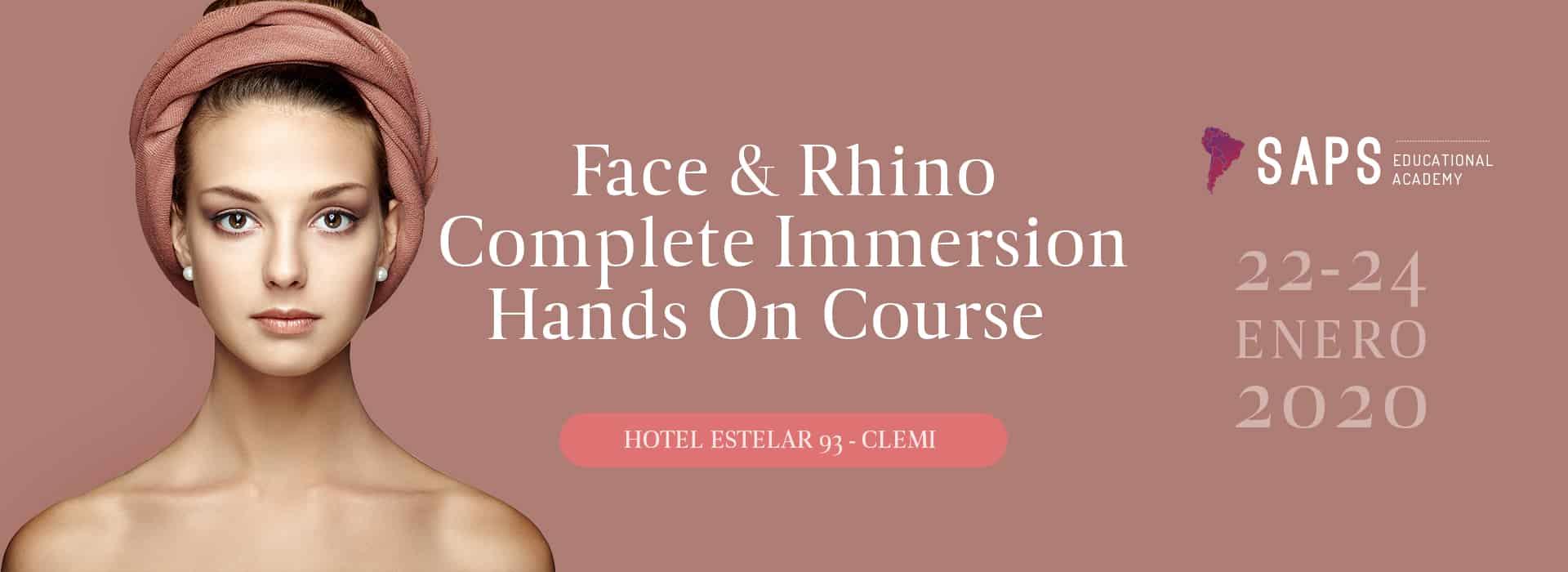 Face & Rhino SAPS Academy
