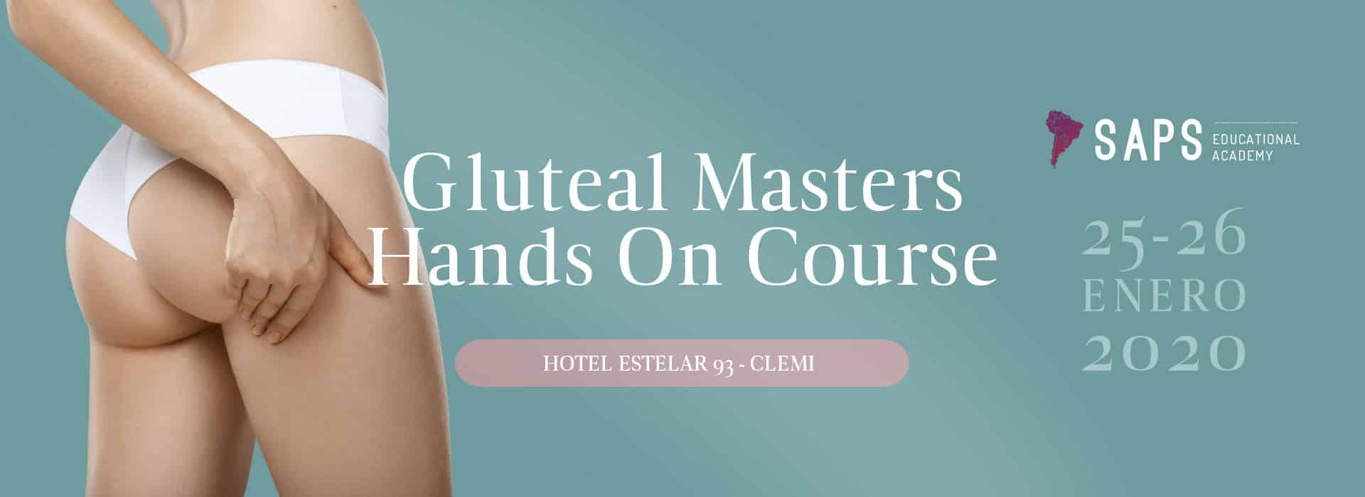 Gluteal Master SAPS Academy